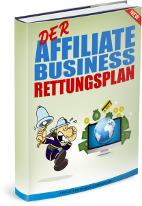 Affiliate-Business Rettungsplan