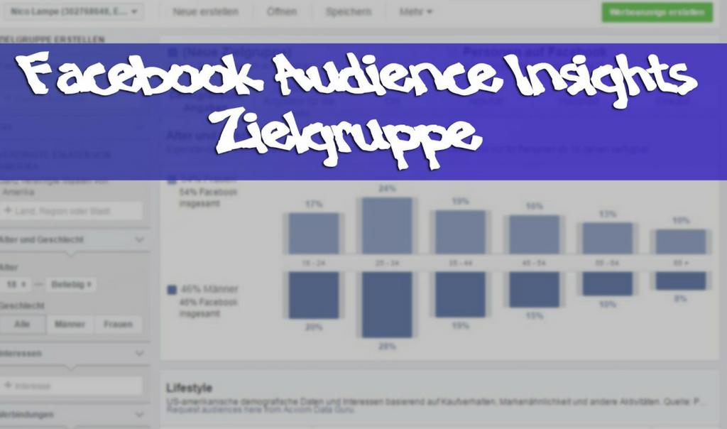 Bei Facebook die richtige Zielgruppe finden | EOM